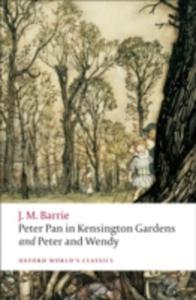 Peter Pan In Kensington Gardens / Peter And Wendy - 2839863023