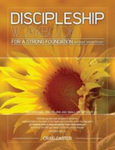 Discipleship Workbook For A Strong Foundation (Women's Design) - 2852914317