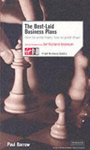 The Best - Laid Business Plans - 2844916611