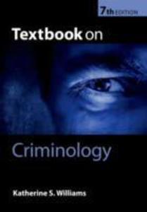 Textbook On Criminology - 2839863736