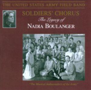 The Legacy Of Nadia Boula - 2839530865