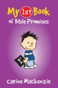 My First Book Of Bible Promises - 2850517131