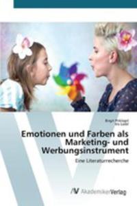 Emotionen Und Farben Als Marketing- Und Werbungsinstrument - 2857269638