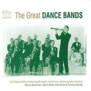 Great Dance Bands - 40tr - - 2839495951