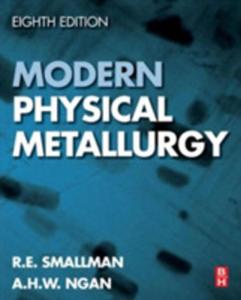 Modern Physical Metallurgy - 2840140095
