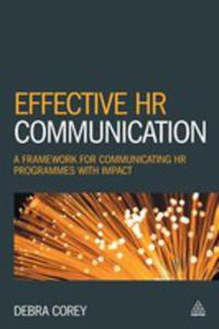Effective Hr Communication - 2840409990