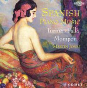 Spanish Piano Music 2 - 2839313288