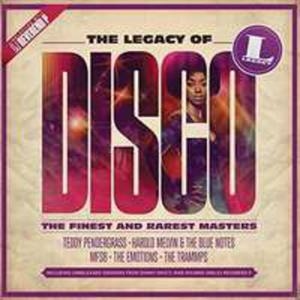 The Legacy Of Disco - 2840444701