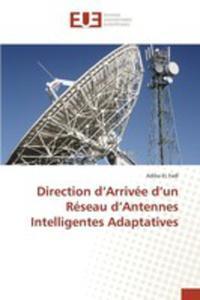 Direction D'arrivée D'un Réseau D'antennes Intelligentes Adaptatives - 2855745570