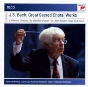 Bach: Sacred Choral Works - 2839267446