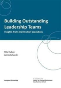Building Outstanding Leadership Teams - 2839985976