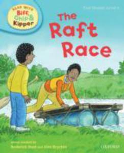 Oxford Reading Tree Read With Biff, Chip, And Kipper: First Stories: Level 4: The Raft Race - 2839861880