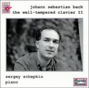 J. S. Bach: Well - Tempered Clavier II - 2852543579