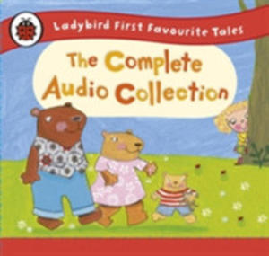 Ladybird First Favourite Tales: The Complete Audio Collection - 2848641382