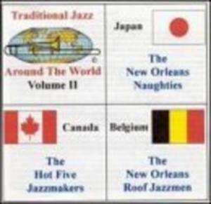 Traditional Jazz Around The World 2 / Różni Wykonawcy (Uk) - 2839775907