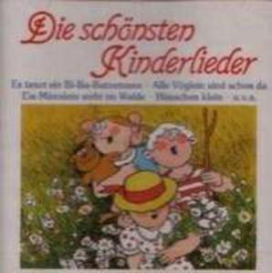 Die Schoensten Kinderlied - 2839543100