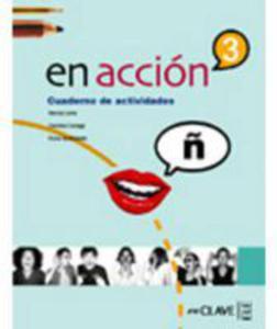 En Accion 3 Ćwiczenia + Cd - 2839761675