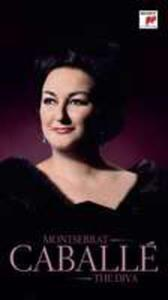 Montserrat Caballe - The Diva - 2839310897