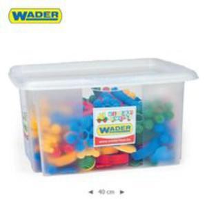 Wader 80144 Klocki Funny Blocks - 180 Szt. - 2840326140