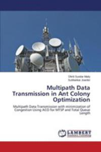 Multipath Data Transmission In Ant Colony Optimization - 2857243703
