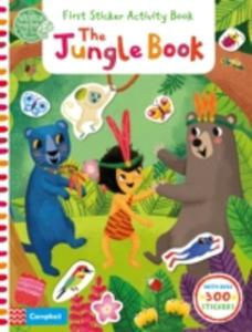 The Jungle Book: First Sticker Activity - 2840252409
