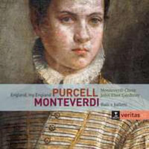 Monteverdi: Balli E Baletti / England My England - 2843706270