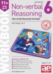 11+ Non-verbal Reasoning Year 5-7 Workbook 6: Non-verbal Reasoning Technique - 2860458161