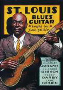 St. Louis Blues Guitar - 2839618774