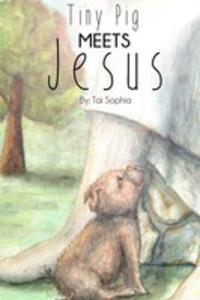 Tiny Pig Meets Jesus - 2852926915