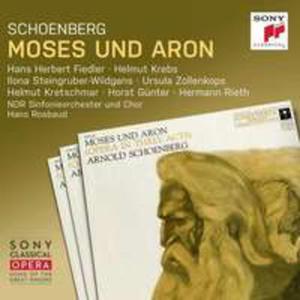 Schoenberg: Moses Und Aron - 2845363268