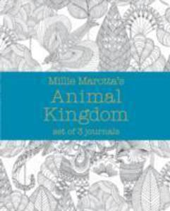 Millie Marotta's Animal Kingdom Journal Set - 2841721176