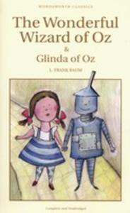 The Wonderful Wizard Of Oz & Glinda Of Oz - 2839990727