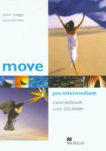 Move Pre-intermediate Coursebook With Cd-rom - 2846720327