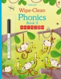 Wipe-clean Phonics - 2860442056