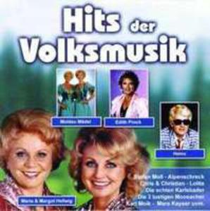 Hits Der Volksmusik - 2839439392