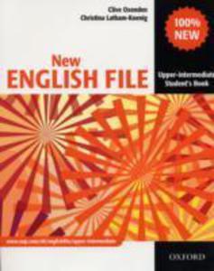New English File: Upper - Intermediate: Student's Book - 2860006228