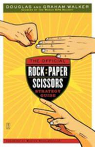 The Official Rock Paper Scissors Strategy Guide - 2852935941