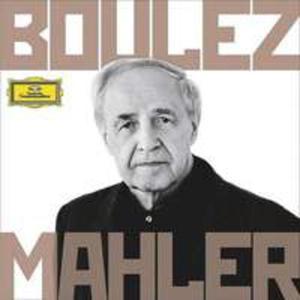 Boulez - Mahler - 2839385544