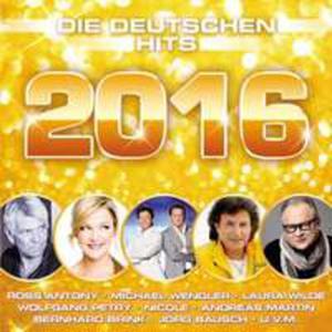 Die Deutschen Hits 2016 - 2840482563