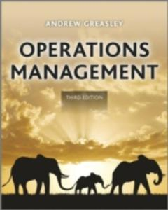 Operations Management - 2841483221