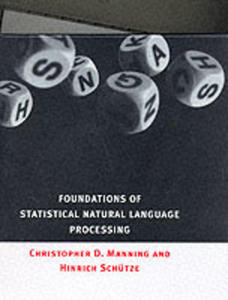 Foundations Of Statistical Natural Language Processing - 2840018323
