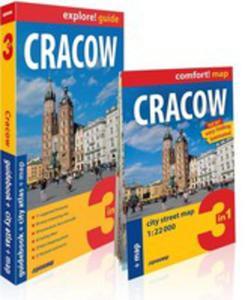 Cracow Explore Guide + City Atlas + Map - 2840067257