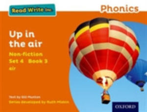 Read Write Inc. Phonics: Orange Set 4 Non-fiction 3 Up In The Air - 2845358487