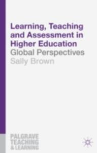 Learning, Teaching And Assessment In Higher Education - 2840023591