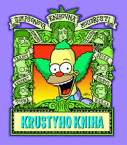 Simpsonova Knihovna Moudrosti: Krustyho Kniha - 2840316408