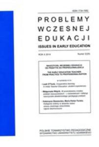 Problemy Wczesnej Edukacji Nr 2 2014 Rok - 2840105886