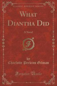 What Diantha Did - 2855191381