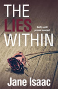 The Lies Within: Shocking. Page-turning. Crime Thriller With Di Will Jackman - 2849947004