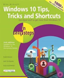 Windows 10 Tips, Tricks & Shortcuts In Easy Steps - 2842404950
