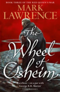 The Wheel Of Osheim (Red Queen's War, Book 3) - 2846947444